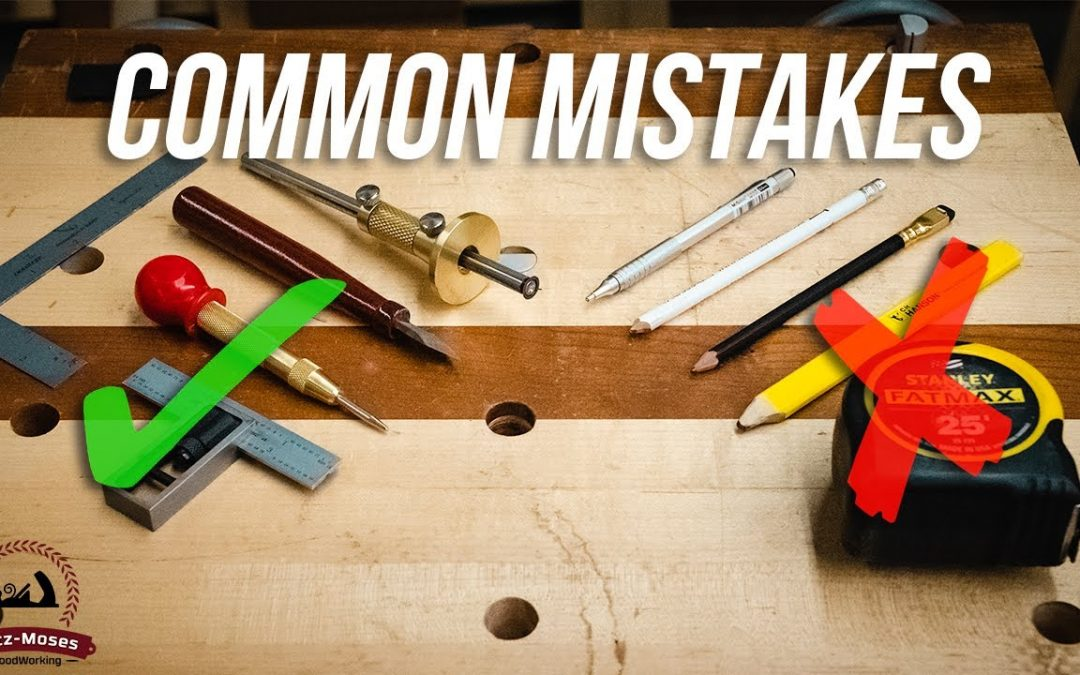 Why Accuracy Matters in Woodworking – Common Mistakes to Avoid